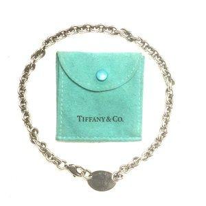 Tiffany and Co. 'Return to Tiffany' Necklace 🌟